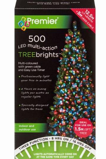 Premier Treebrights Timer Lights