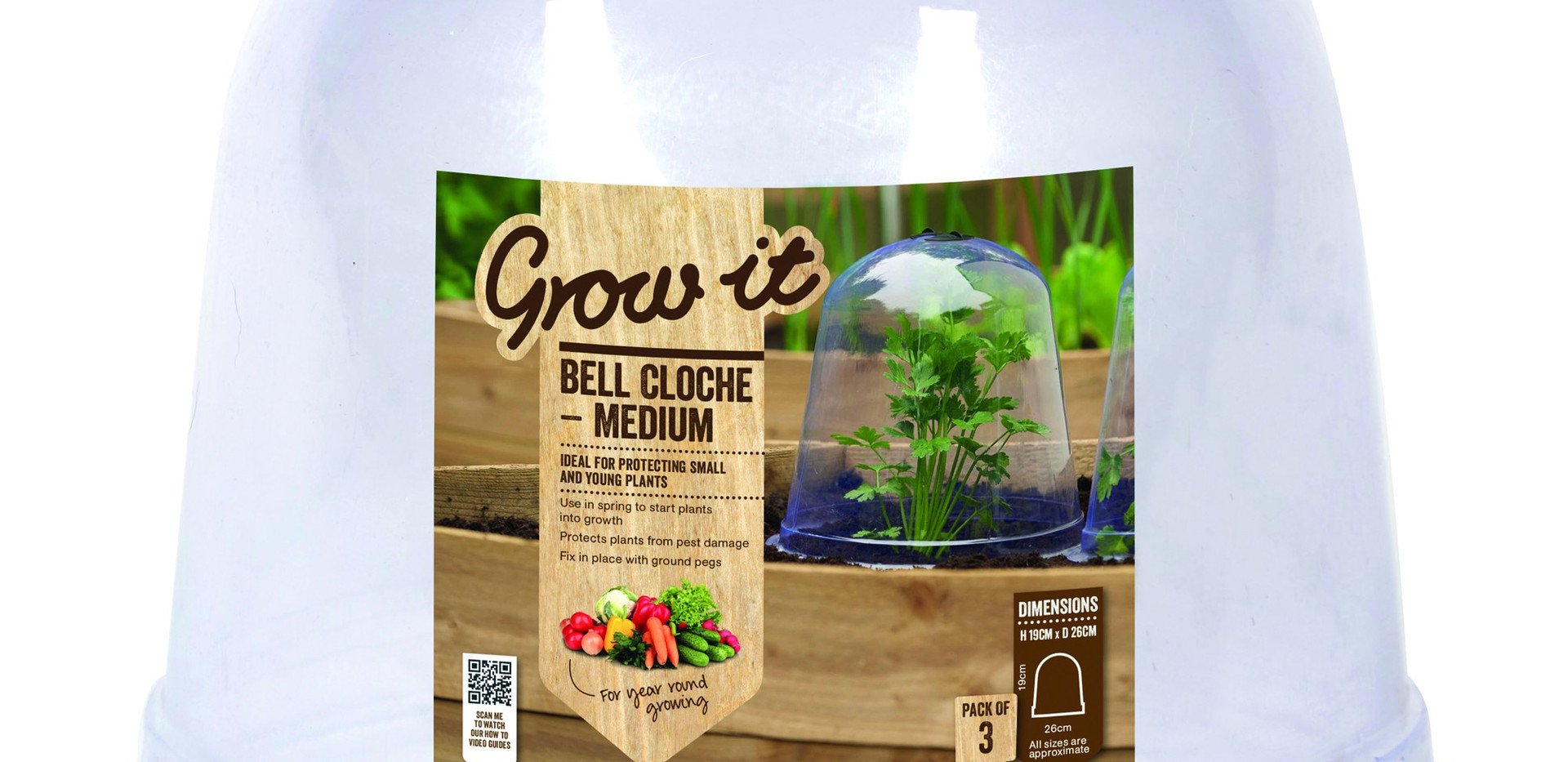 Bell Cloche
