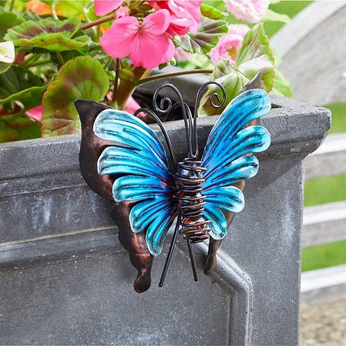 Pot Hanger - Bella Butterflies