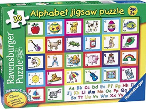 Ravensburger Alphabet Floor 30 Piece Puzzle