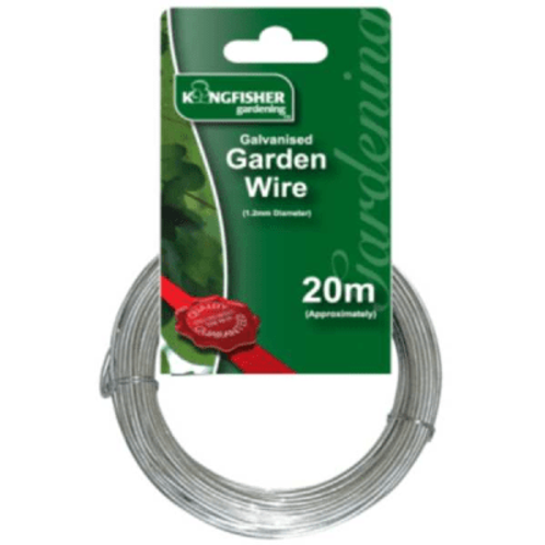 Kingfisher Galvanised Wire 20m X 1.2mm