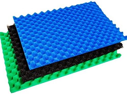 17 X 11 3 Pack Filter Foam