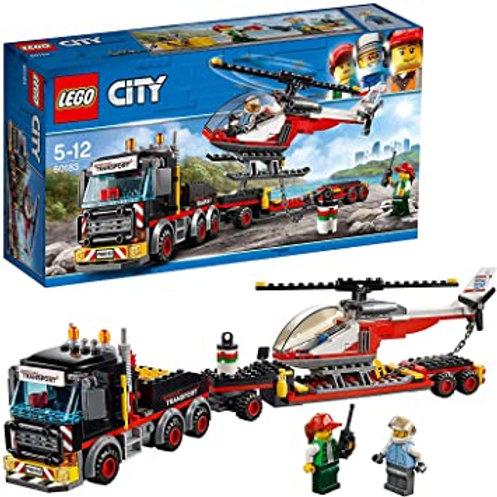 Lego City Great Vehicles Heavy Cargo Transport
