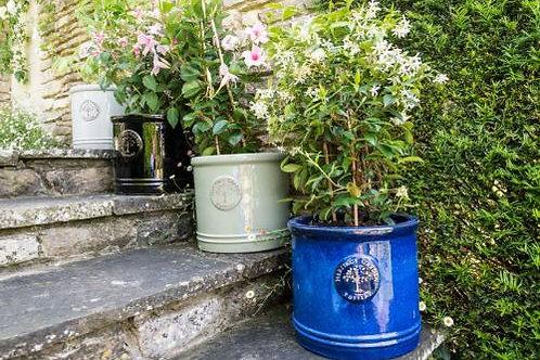 Woodlodge Heritage Pot White