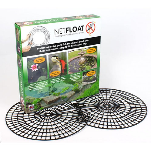 Nauticalia Pond Protector Net Floating Rings