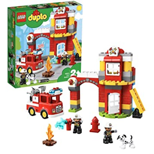 Lego Duplo Townfire Station