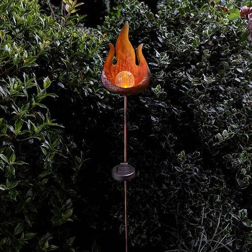 Flame Stake Light