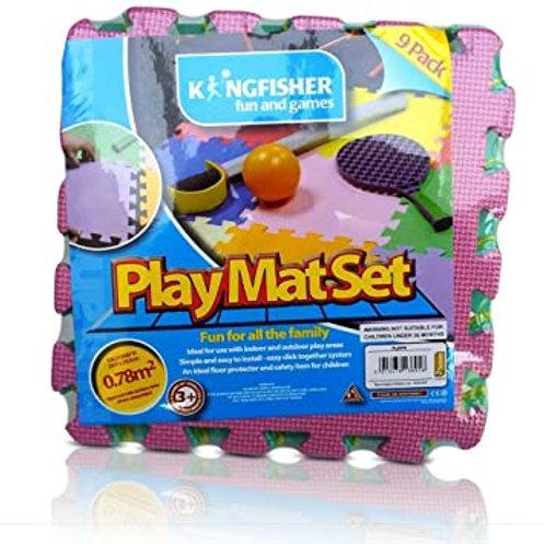 Kingfisher Playmat Set