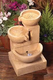 Cascading Bowls