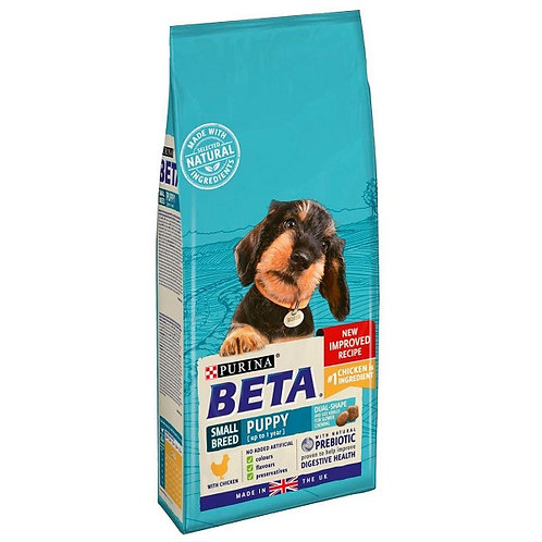 Beta Small Breed Puppy with Chicken 2kg