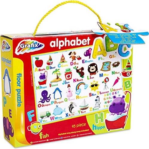 Grafix Alphabet Puzzle