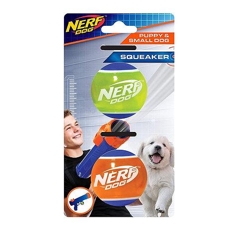 Nerf Puppy Tennis Balls 2 Pack