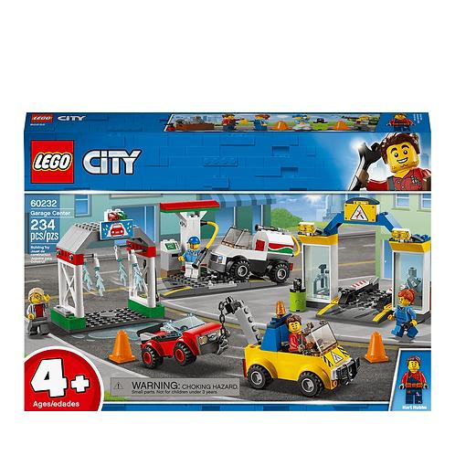 Lego City Garage Centre
