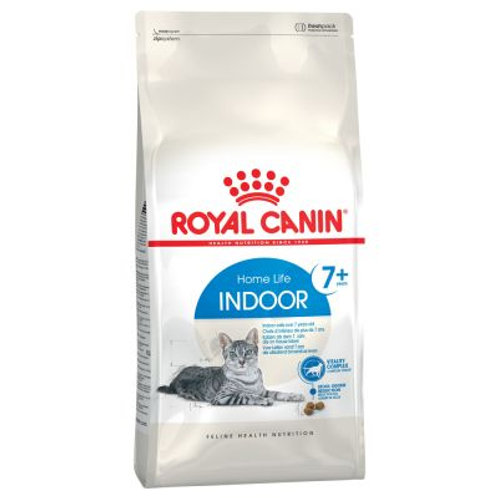 Royal Canin Cat Indoor 7+ 400g