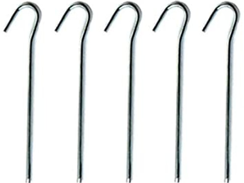 Bulk HD Tent Peg Metal 9""