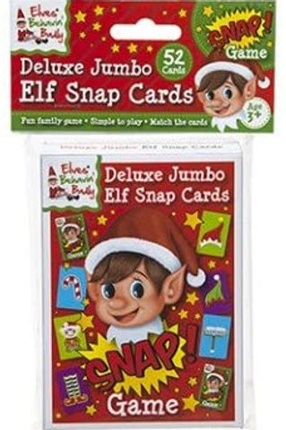 Elf Snap Card Game