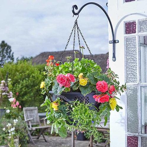 """15"""" FlowerPro Hanging Basket"""