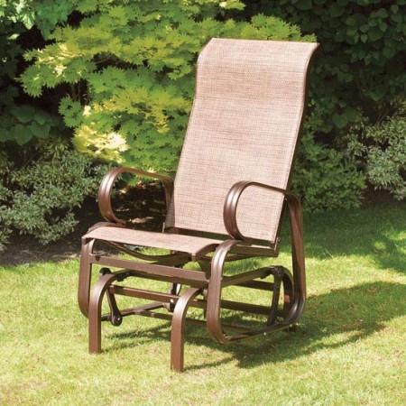 Bronze Glider Chair