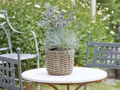 Woodlodge Weave Pot