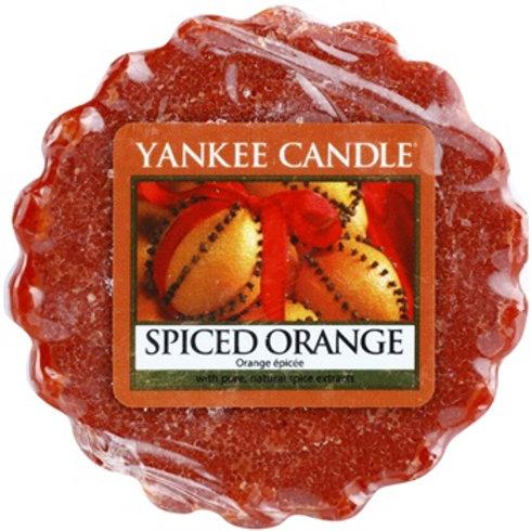 Yankee Candle Spiced Orange