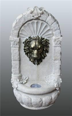 Lion Mask Water Feature