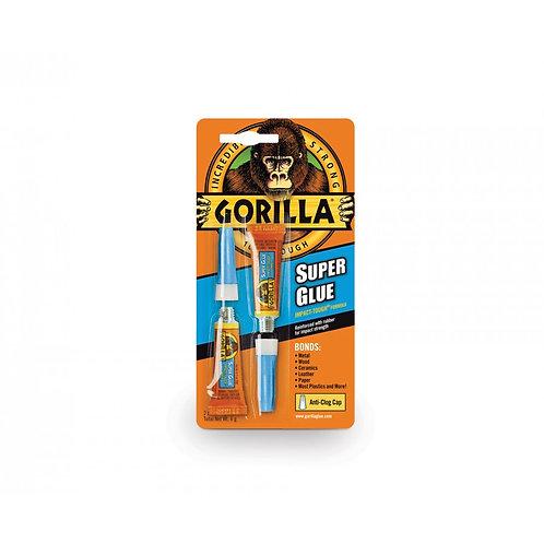 Gorilla Super Glue 2 X 3g
