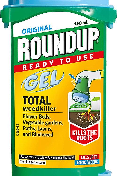 Roundup Gel Weedkiller 150ml