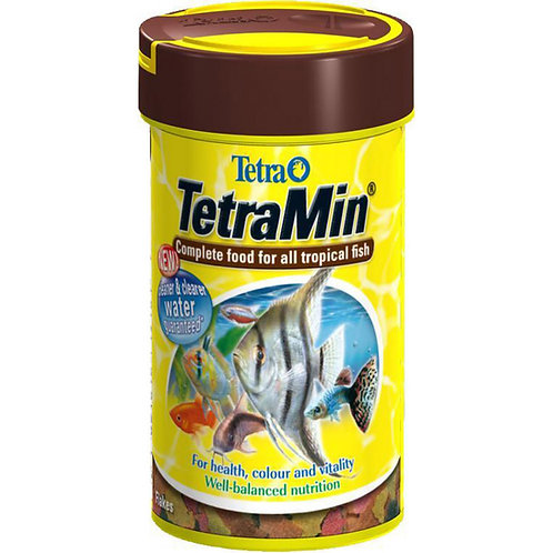 Tetra Min Tropical Flake 20g
