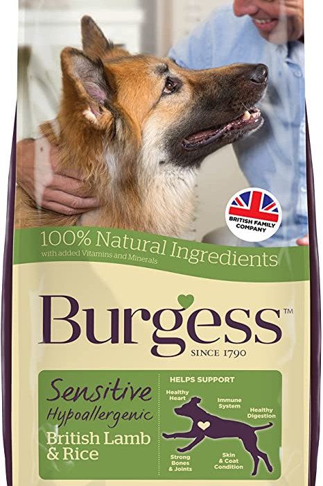 Burgess Dog Adult Sensitive