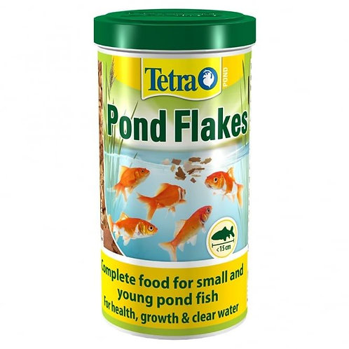 Tetra Pond Flakes 180g