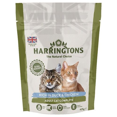 Harringtons Cat Duck & Chicken 2kg