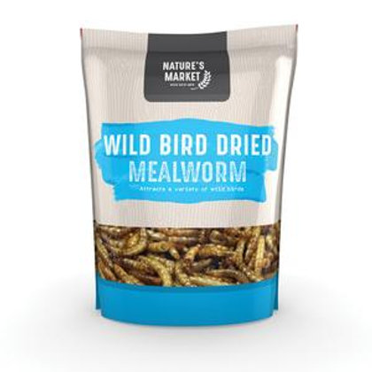 Kingfisher Mealworms 1kg Bag