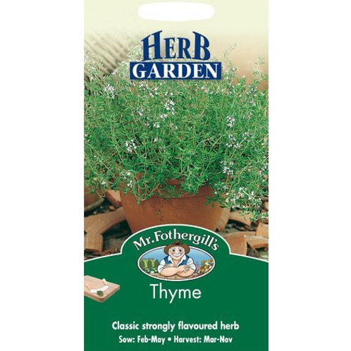 Mr Fothergills Seed Thyme
