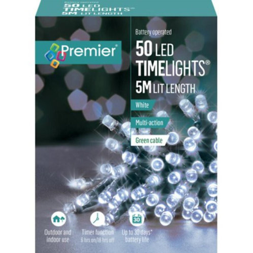 Premier Timelights Battery Operated