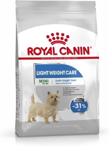 Royal Canin Lightweight Care Mini 2kg