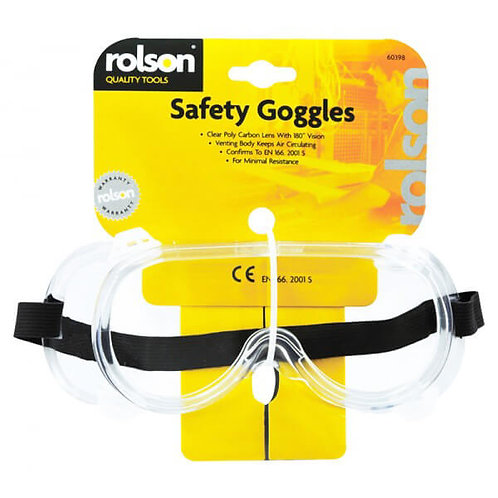 Rolson Safety Goggles