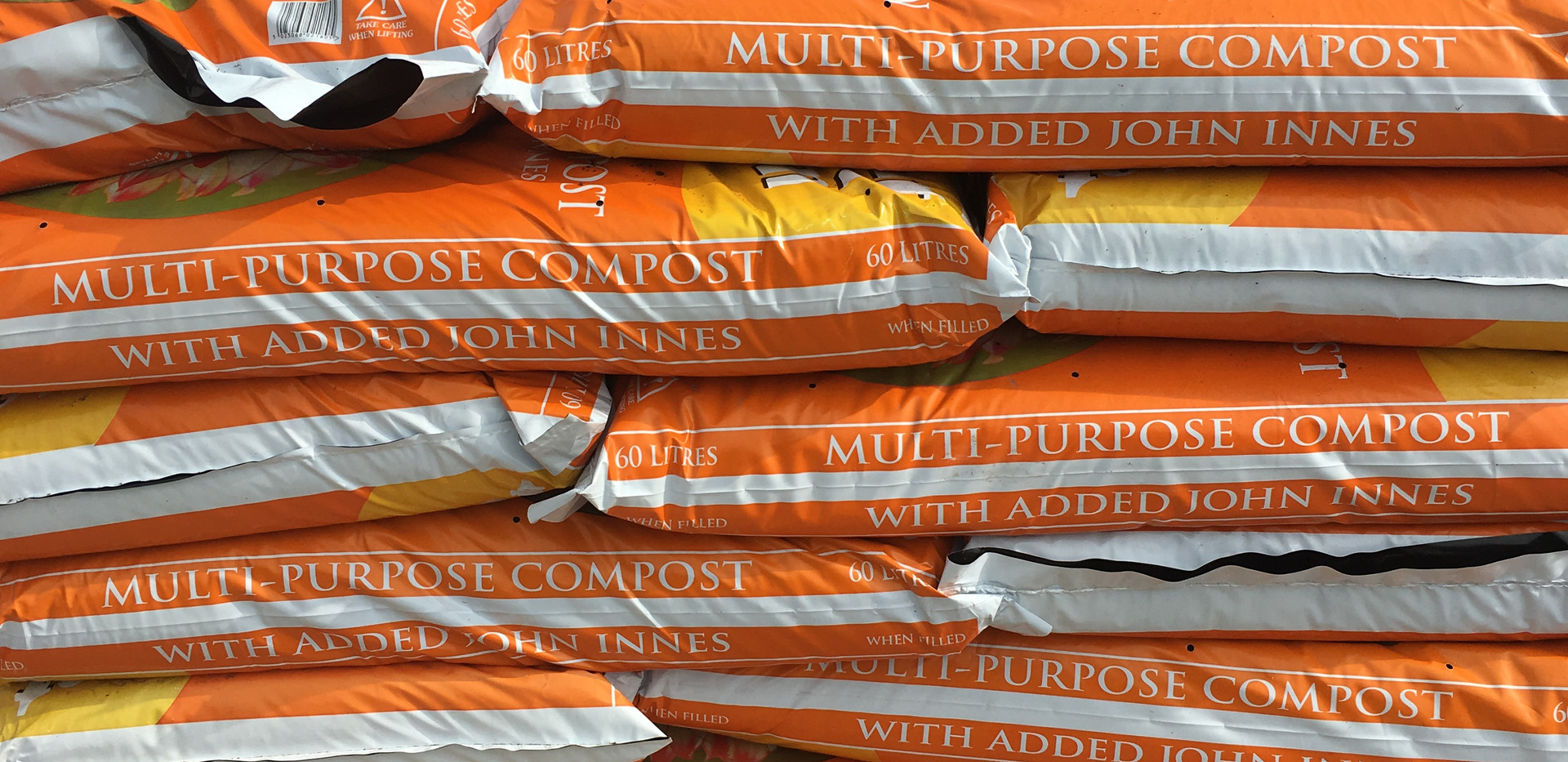 Multi-Purpost Compost with added John Innes