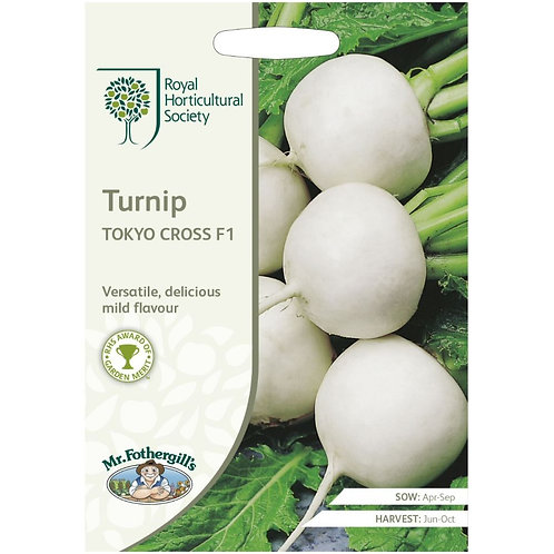 Mr Fothergills Seed Turnip