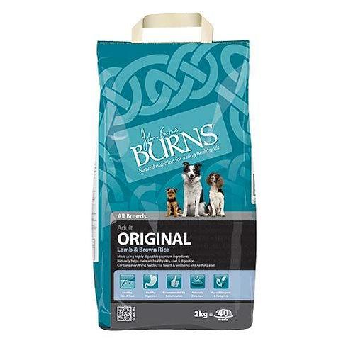 Burns Adult Original Lamb & Brown Rice 2kg