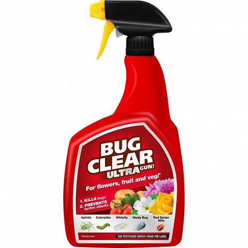 Bug Clear Ultra Gun Edible 1L