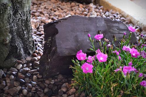 Bowland Stone Plum Slate Rockery Stones