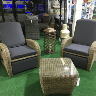 Weather-proof Outside Furniture