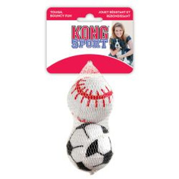Kong Sports Ball 2 Pack Large
