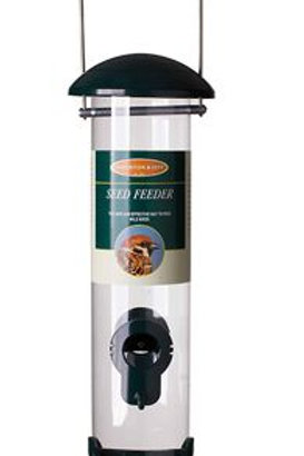 Johnston & Jeff Premium Seed Feeder 30cm