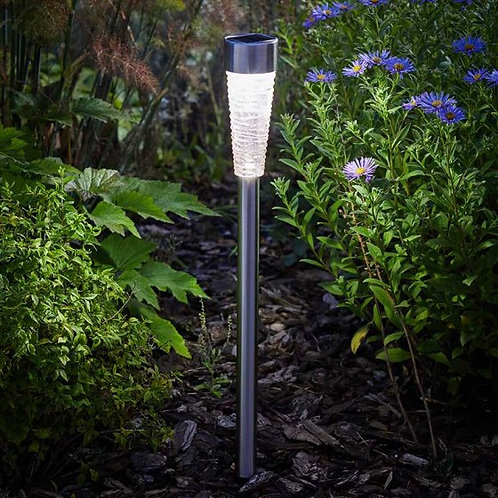 Wave Beacon - Stainless Steel 10L Stake Light