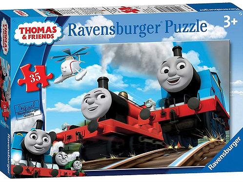 Ravensburger Thomas & Friends - 35 Piece Puzzle