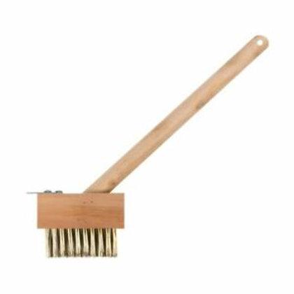 Patio Brush With Scraper