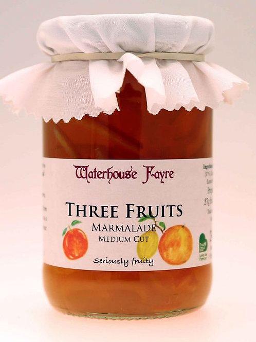 Waterhouse Fayre Three Fruits Marmalade