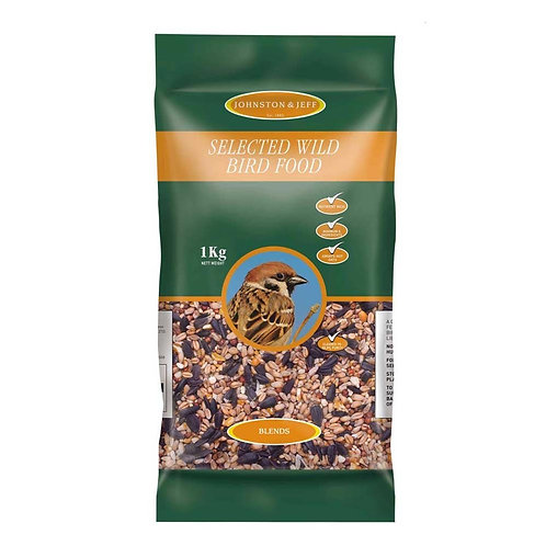 Johnston & Jeff Selected Wild Bird Seed