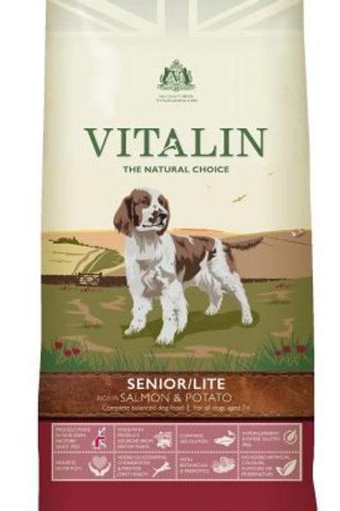 Vitalin Senior Lite Salmon & Potato 2kg